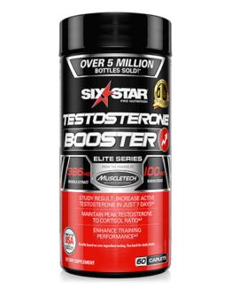 Sixstar Testosterone