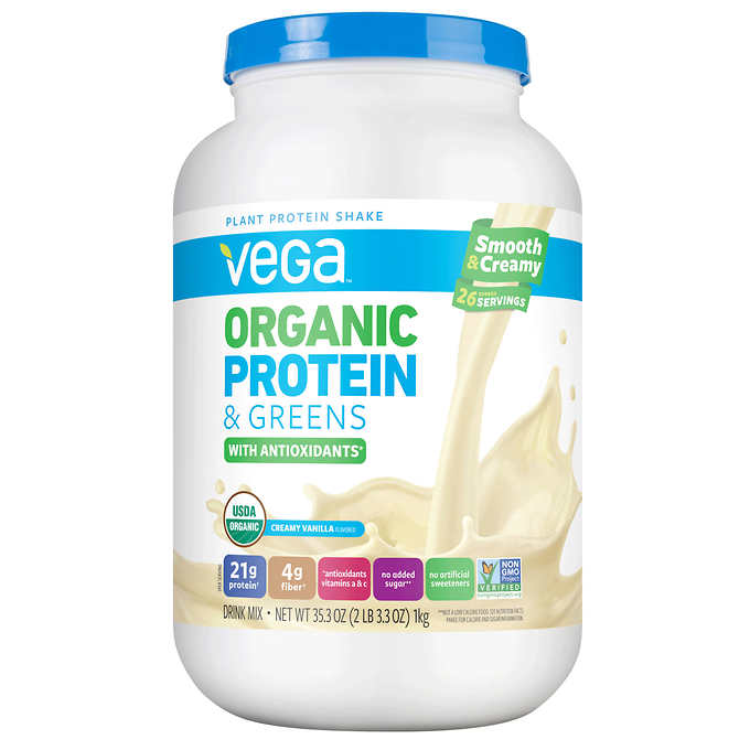 Vega protein and greens weight loss