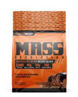 MUSCLE SPORT MASS REVOLUTION 12 LBS