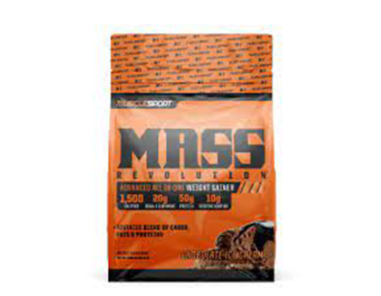 MUSCLE SPORT MASS REVOLUTION 12 LBS