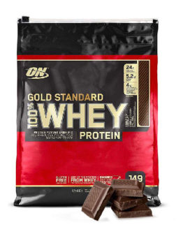 Gold Standard 100% Whey 10lbs