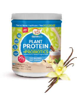 Plant_Protein+Probiotic