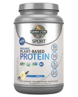SPORT Organic Plant-Based Protein