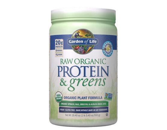Garden of Life RAW Organic Protein & Greens