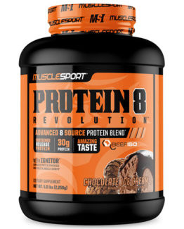 Musclesports Protein 8