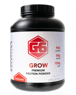 Genesix Nutrition Grow Mass Gainer