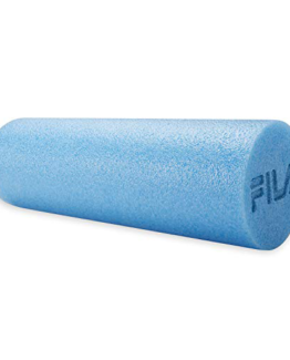 FILA Accessories Muscle Massage Foam Roller, 18""