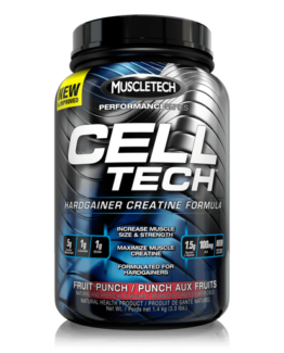 MuscleTech Cell-Tech Creatine Powder