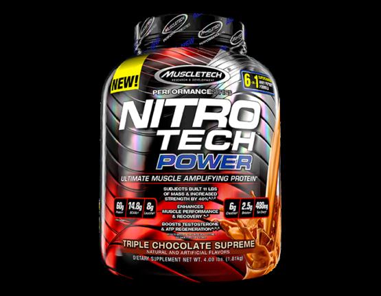 NITRO-TECH POWER
