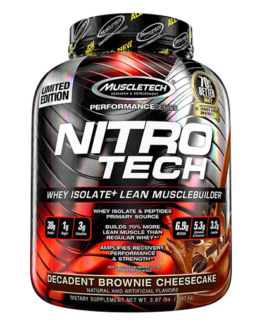 Nitro-Tech Protein
