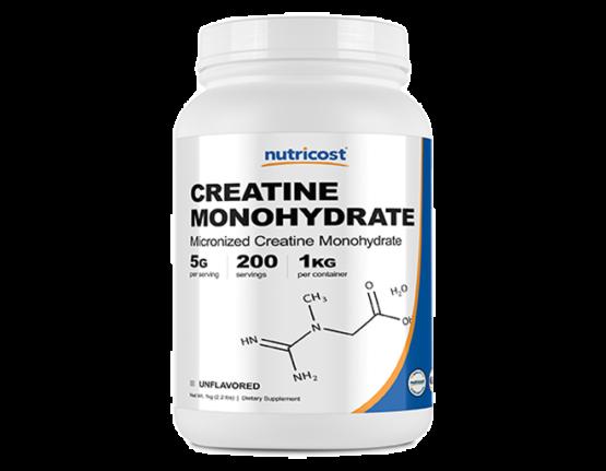 Nutricost Creatine Monohydrate