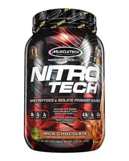 Nitrotech Whey Protein Peptides