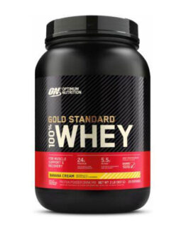 ON Gold Standard 100% Whey 2lbs