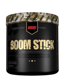 BOOM STICK - TESTOSTERONE SUPPORT (30 SERVINGS)