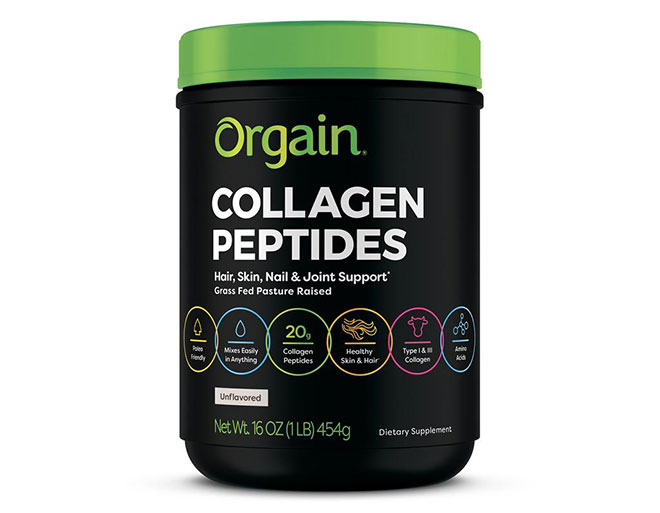 Grass Fed Pasture Raised Collagen Peptides